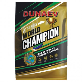 Прикормка Дунаев World Champion Double Coriander